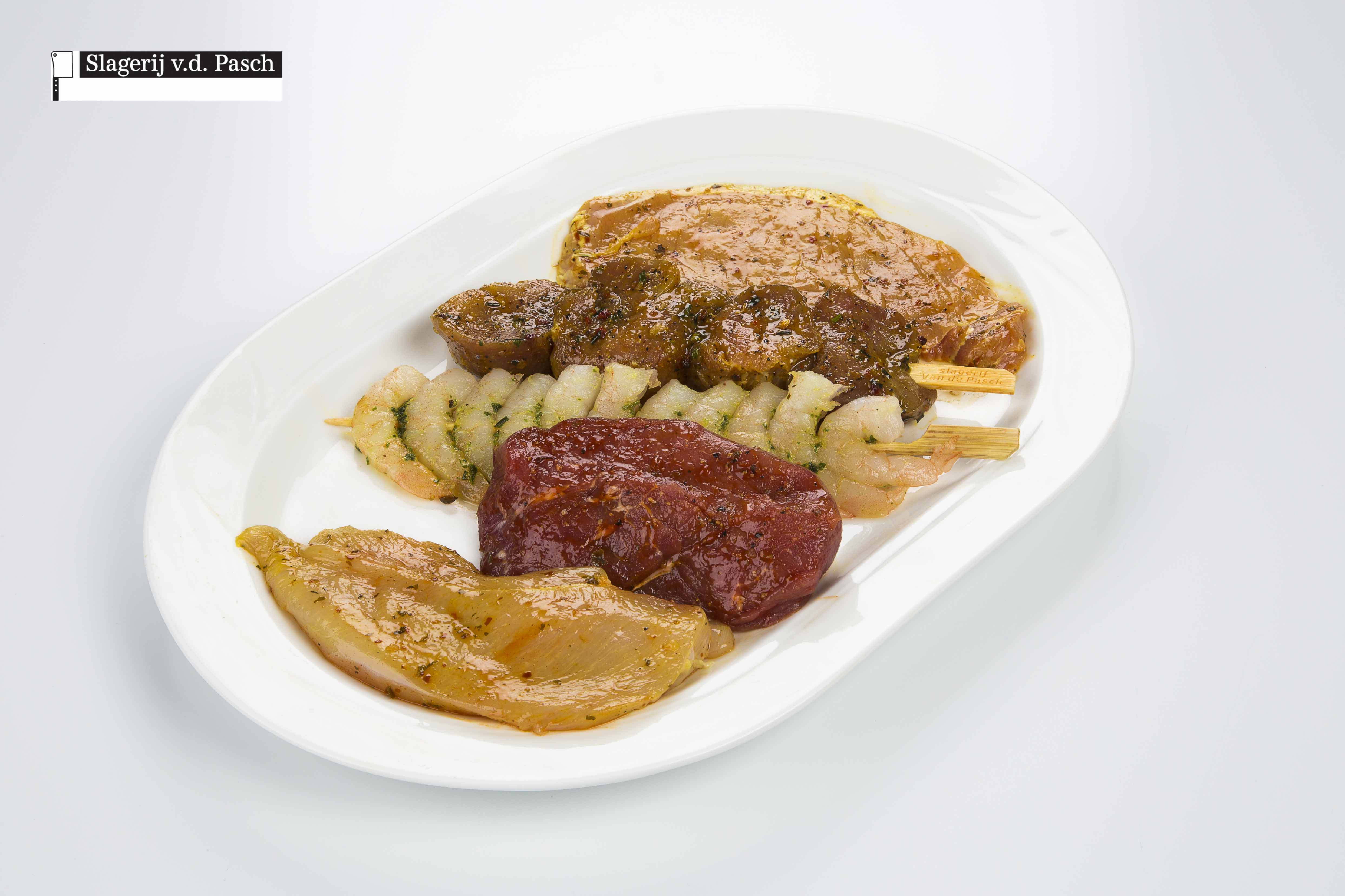 Bbq pakketten product categorie n slagerij van de pasch - Eigentijdse barbecue ...