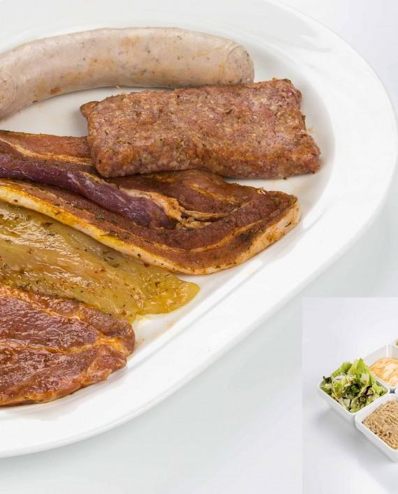 Slagerij van de Pasch-BBQ- Standaard pakket & extra pakket.5