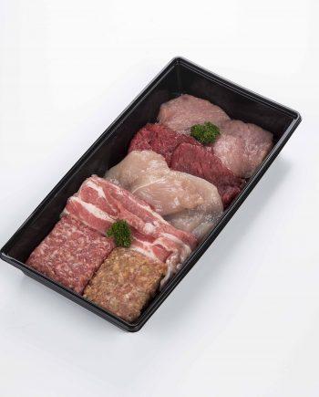 Slagerij van de Pasch-Gourmet-Standaard pakket