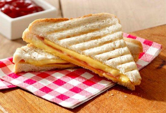 Slagerij van de Pasch- De slanke tosti