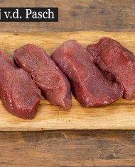Wild biefstuk BBQ- slagerij van de Pasch